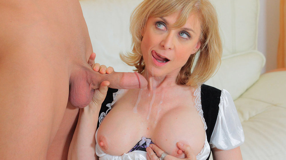 Nina hartley cum